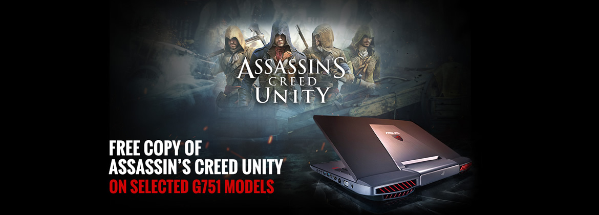 Free Assassins Creed Unity